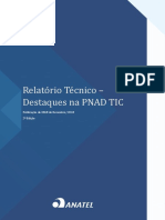Destaques na PNAD TIC - 2a ed