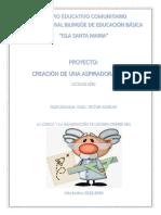 Proyecto Aspiradora Casera