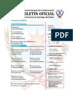 Boletín 09.08.2017