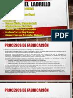 Proceso de fabricación del ladrillo