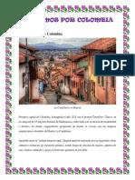 Albun Sitios de Colombia Gisse
