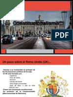 Constitucionalismo británico.