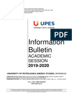 UPES information