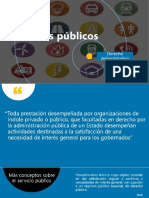 Servicios Públicos Administrativo I