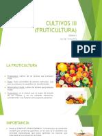 Fruticultura Semana II
