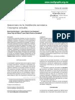 Asincronía en la ventilación mecánica. Conceptos actuales