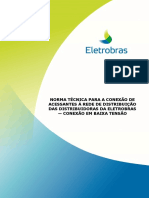 Norma de conexão GD Eletrobras Rondônia