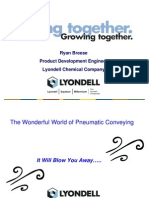 Pneumatic Conveying Basic Points
