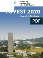 FUVEST manual do aluno 2019