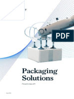 Packaging Solutions Poised to Take Off