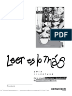 Guia de lectura de Mayonesa Bandoneón de Mercedes Pérez Sabbi