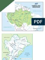 Mapas de Cuencas