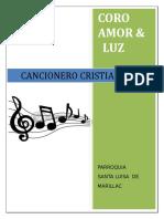 CANCIONERO CRISTIANO amor y luz-1.doc
