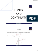 Limits Calculus 1