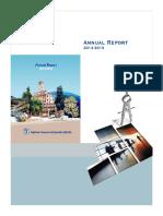 Rajuk Annual Report 2014-15