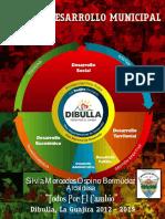 plan de desarrollo municipal de Dibulla 2012-2015