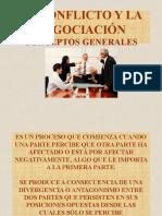 GP I El Conflicto y La Negociación 2117