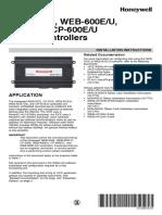 31-00010 WEB-300E Install Instru