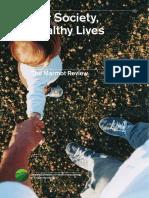 Fair Society Healthy Lives Full Report PDF