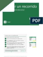 Le Damos La Bienvenida a Excel1