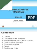 Cimentacion Tuberias EAAB.ppt