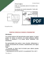 3 - Portas Lógicas Com Diodos e Transistores