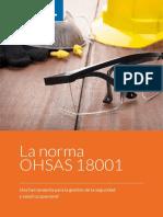La Norma Ohsas 18001