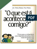 O Que Está Acontecendo Comigo - Peter Mayle e Outros.pdf