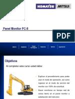 1- Panel Monitor Operador