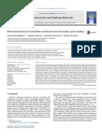 Flexural behavior steel fiber RC cyclic loading_Boulekbache_2016.pdf