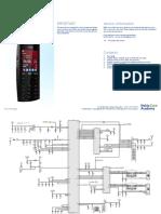 Nokia x2-02 Rm-694 Service Schematics v1-0