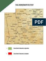 Mapa Del Departamento de Junin
