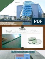 aplicacion del vidrio