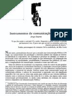 Instrumentos de Comunicação Pública - JORGE