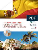 Guide to guying property in Spain