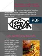MAL NUTRICION INFANTIL.ppt