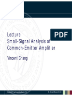 1_Small-Signal Analysis of Common-Emitter Amplifier.pdf