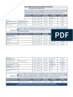 Registro de Firmas de Auditoría Externa Autorizadas