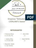 Catalina's sweet.pptx
