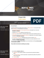 Project Submission Template AutomationAnywhere En