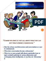 group discussion.ppt