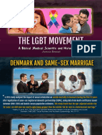6. The LGBT Movement- SameSex Relationships Weakens Marriage and the Family