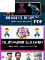 7. The LGBT Movement Health Issues - Oral Sex Dangers
