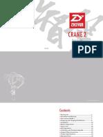 Zhiyun Crane 2 User Manual