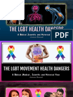 9. The LGBT Movements Health Issues- Higher Rates of HIV/AIDS and Other STDs Among LGBT Members