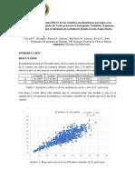 Análisis en El Programa FISAT de Variables Morfométricas Asociadas a Los Requerimientos Ambientales de Nerita Peloronta