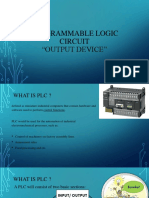 PLC Output Device