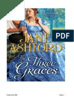 Las Tres Gracias - Jane Ashford