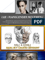 14. The TRANSGENDER Agenda Failed -Anatomical and Physiological  Sex Differences Between Male and Female