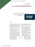 La comprensión, el análisis y la construcción de textos